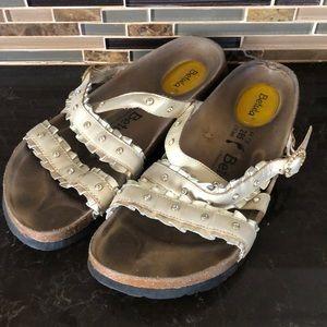 Birkenstock Betula 265 footbed sandals 41